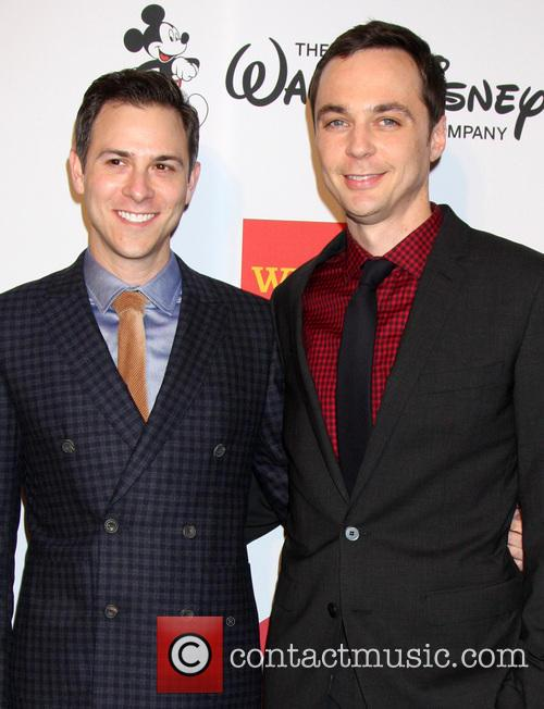 Todd Spiewak and Jim Parsons 6