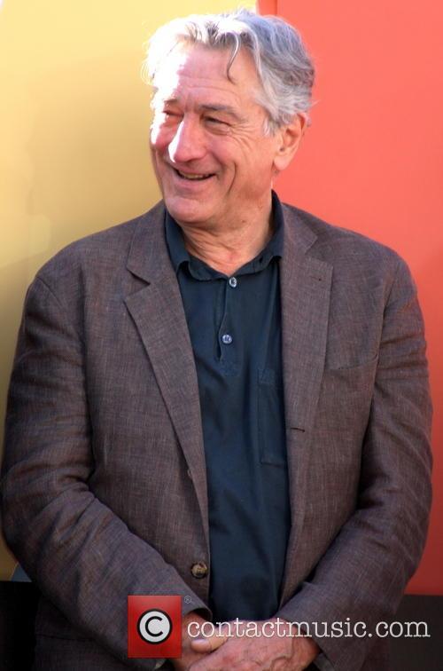 Robert De Niro, Last Vegas Cast Receive Key To Las Vegas