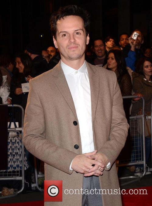 Andrew Scott, Odeon West End Leicester Square, Odeon West End