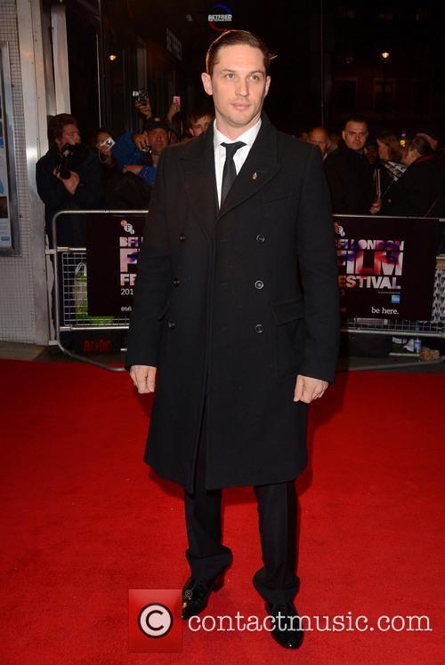 Tom Hardy London Film Fest.