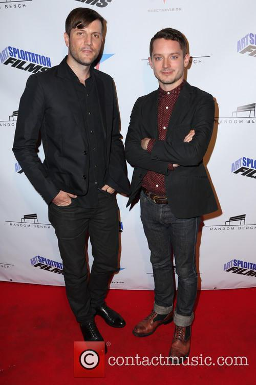 Jason Banker and Elijah Wood 3