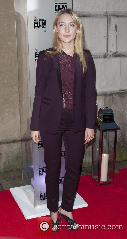 Saoirse Ronan, Banqueting House, Whitehall
