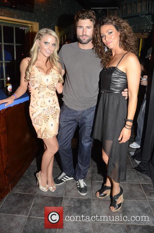 Julie Dorenbos, Brody Jenner and Susie Celek 2
