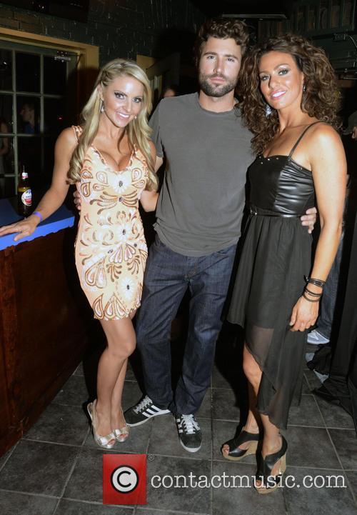 Julie Dorenbos, Brody Jenner and Susie Celek 1