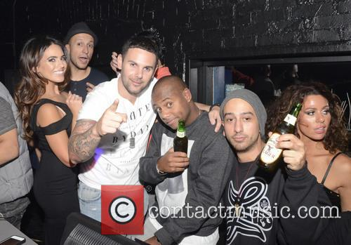 Maxwell, Kacie Mcdonnell, Rocco, Susie Celek, Mikeypdacav5, Djvice and Brody Jenner 2
