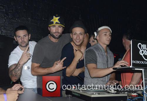 Rocco, Brody Jenner, Dacav5 and Mikeypdacav5 1