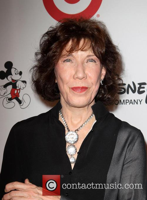 Lily Tomlin, The Beverly Hills Hotel