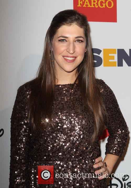 Mayim Bialik, The Beverly Hills Hotel