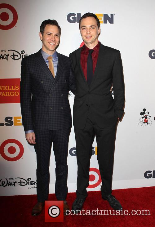 Todd Spiewak and Jim Parsons 3