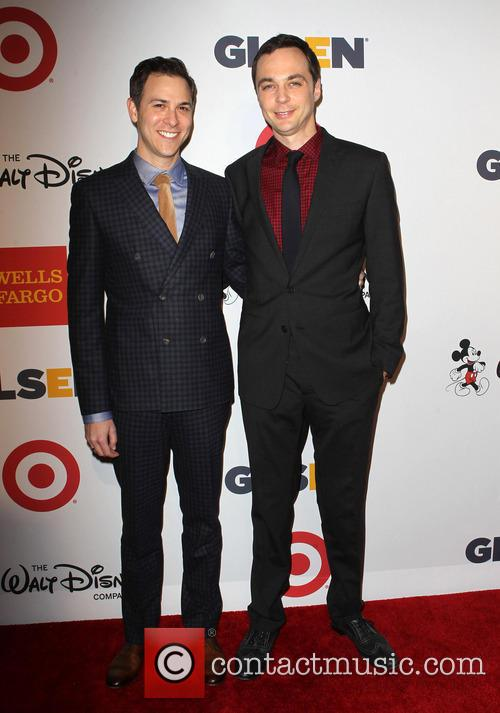 Todd Spiewak and Jim Parsons 4