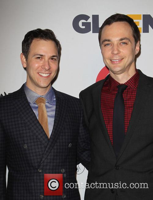 Todd Spiewak and Jim Parsons 5
