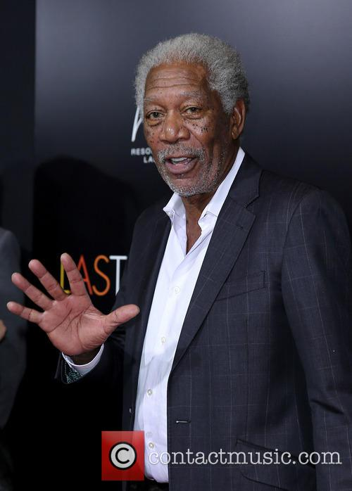 Morgan Freeman 5