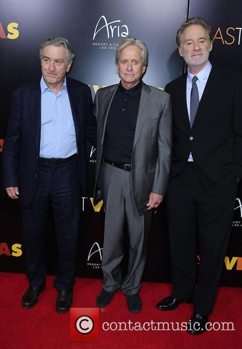 Robert De Niro, Michael Douglas and Kevin Kline 3