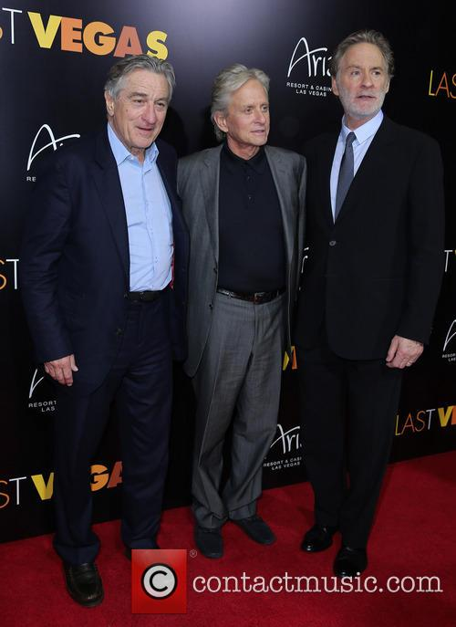 Robert De Niro, Michael Douglas and Kevin Kline 4