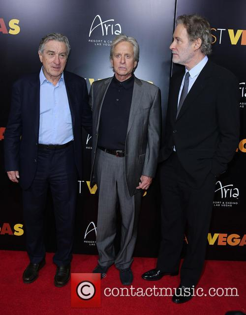 Robert De Niro, Michael Douglas and Kevin Kline 5