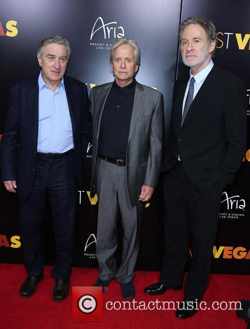Robert De Niro, Michael Douglas and Kevin Kline 7