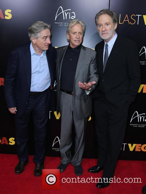 Robert De Niro, Michael Douglas and Kevin Kline 1