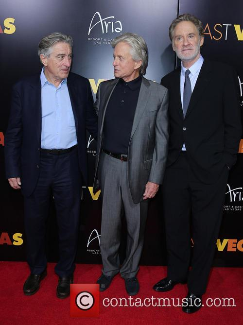 Robert De Niro, Michael Douglas and Kevin Kline 8