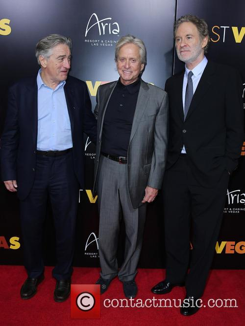 Robert De Niro, Michael Douglas and Kevin Kline 10