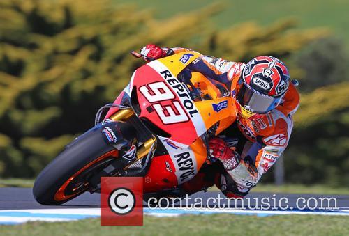 Marc Marquez 10