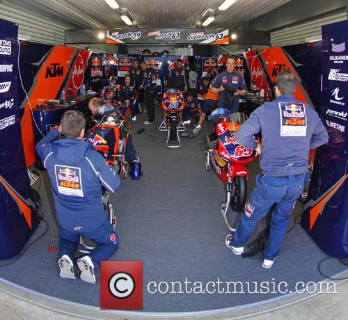 Red Bull Ktm Ajo Racing Team 5