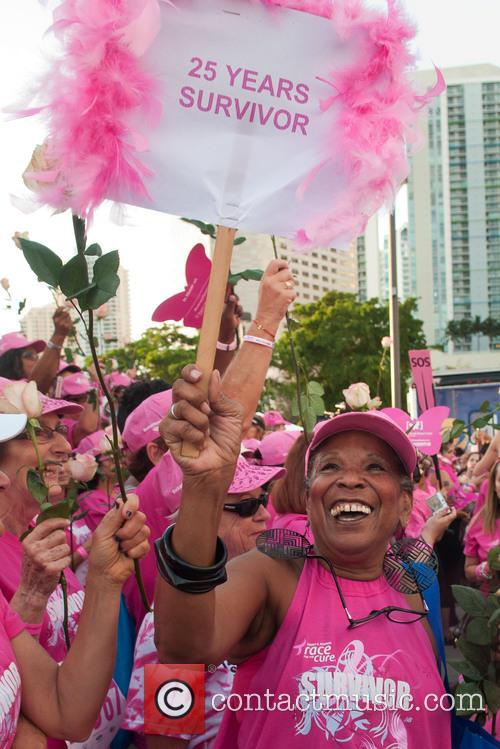 Susan G. Komen Miami, Fort Lauderdale Race and Cure 2
