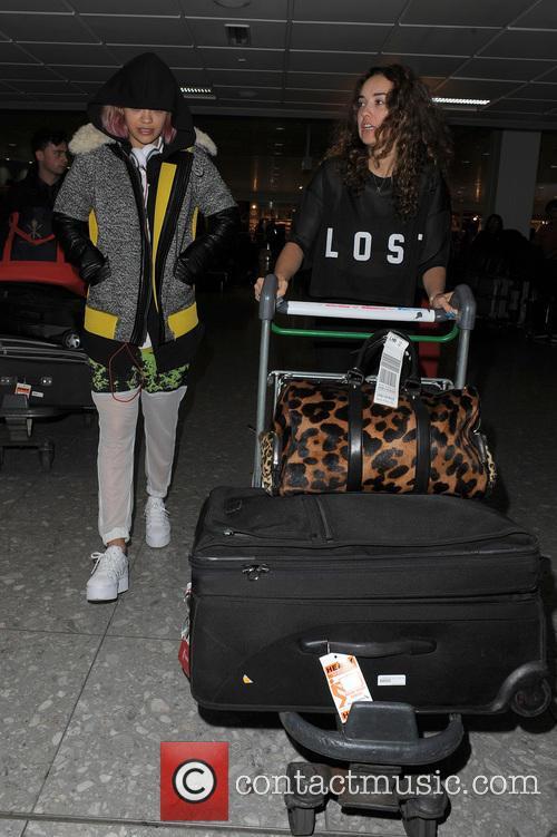 Rita Ora and Elena Ora 4