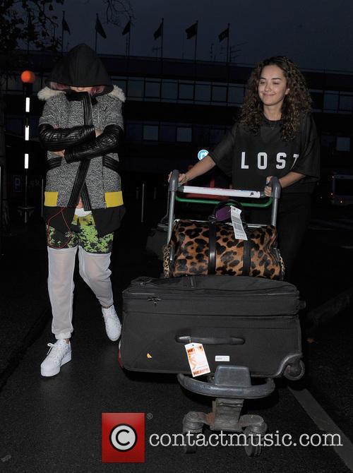 Rita Ora and Elena Ora 8