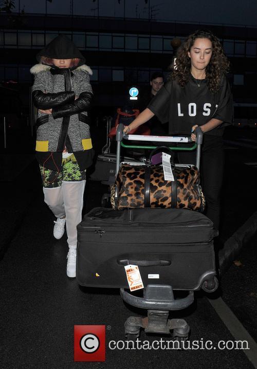 Rita Ora and Elena Ora 9