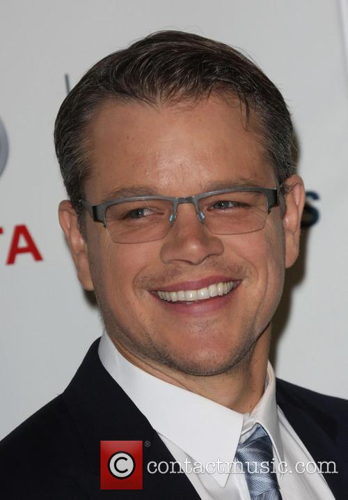 Matt Damon 2