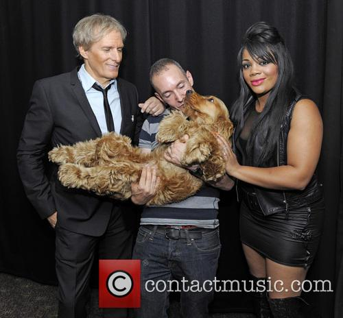 Lorna Simpson, Michael Bolton and Jeremy Joseph 11