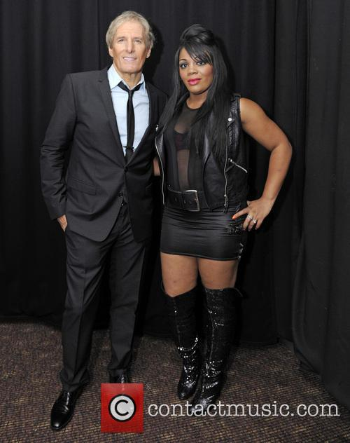 Lorna Simpson, Michael Bolton, G-A-Y at Heaven, The X Factor