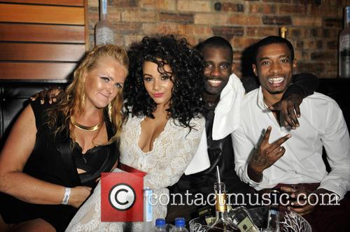 Chelsee Healey and Wretch 32 5