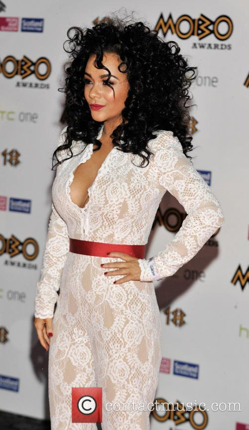 chelsee healey mobo awards 2013 3913476
