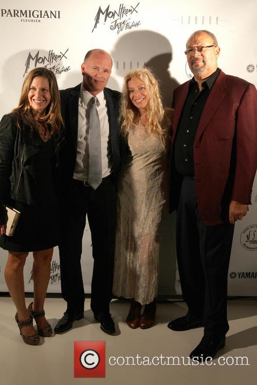 Sukey Novogratz, Michael Novogratz, Wendy Oxenhorn and Richard Parsons 2