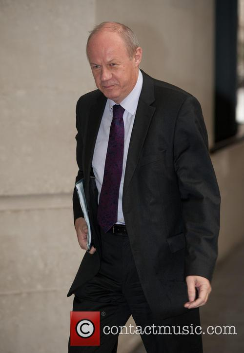 Policing Minister Damian Green 2