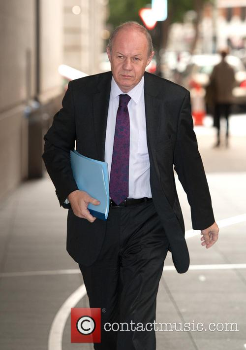 Policing Minister Damian Green 5