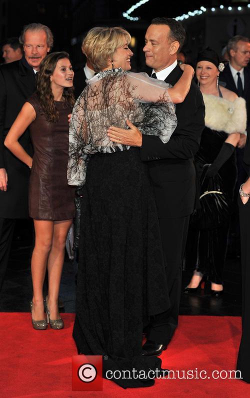 Emma Thompson and Tom Hanks 12