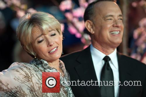 Emma Thompson and Tom Hanks 7