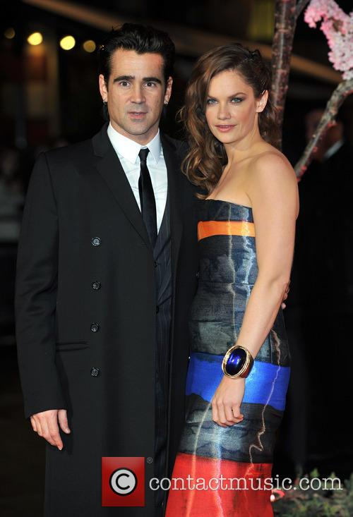 Colin Farrell and Ruth Wilson 8