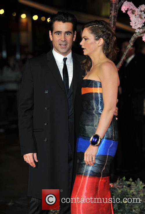 Colin Farrell and Ruth Wilson 9