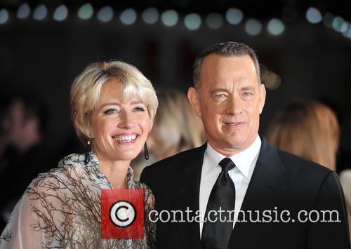 Emma Thompson and Tom Hanks 4