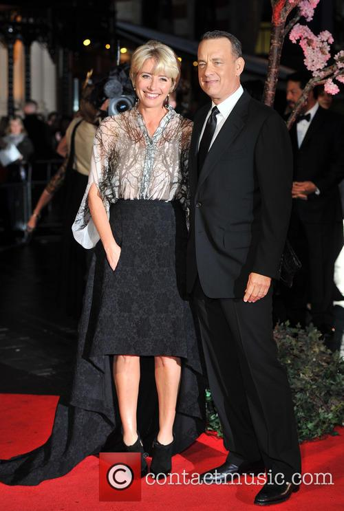 Emma Thompson and Tom Hanks 6