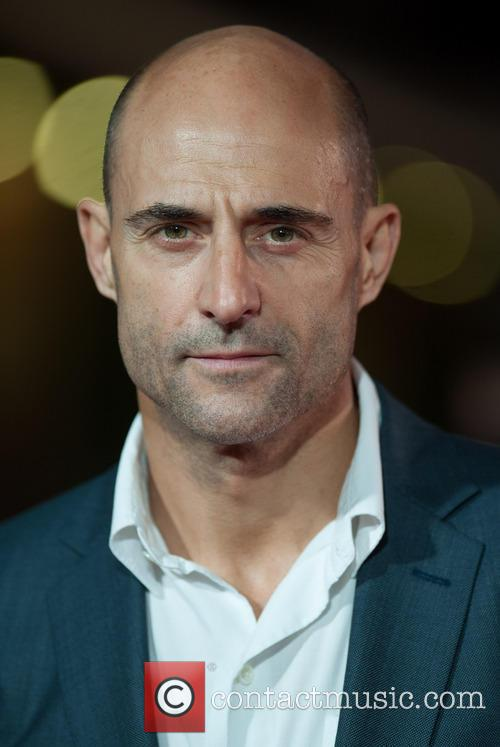 Mark Strong, Odeon Leicester Square