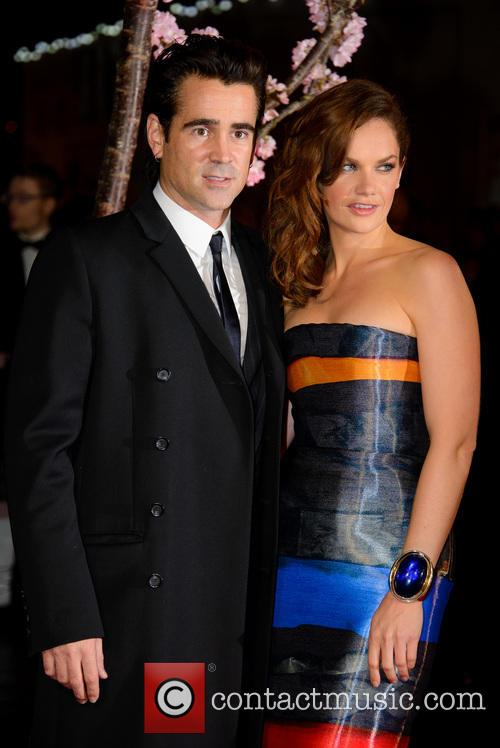 Colin Farrell and Ruth Wilson 6