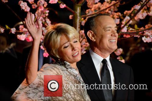 Emma Thompson and Tom Hanks 10