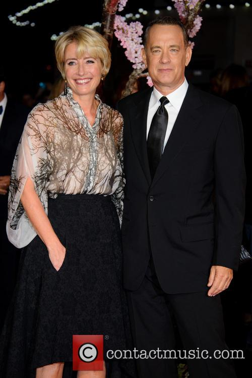 Emma Thompson and Tom Hanks 1