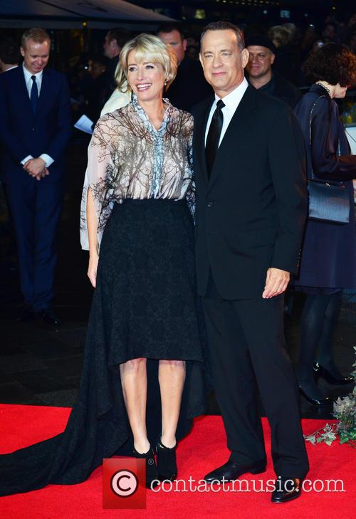 Tom Hanks and Emma Thompson 3
