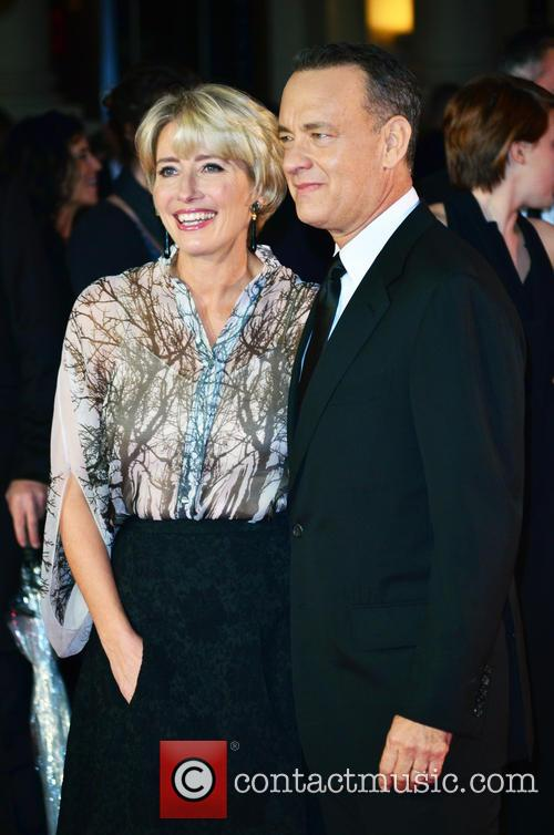 Tom Hanks and Emma Thompson 4