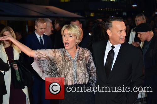 Tom Hanks and Emma Thompson 5